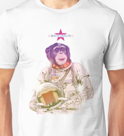 Macaconauta Unisex T-Shirt