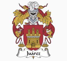 Juarez Coat of Arms (Spanish) by coatsofarms