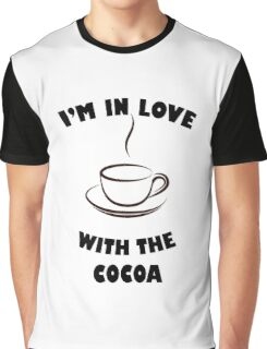 Coffee Design Graphic T-Shirt
