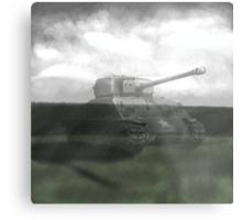 M4 Sherman  Metal Print