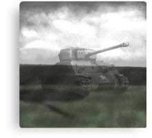 M4 Sherman  Canvas Print
