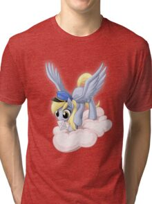 Derpy Special Delivery Tri-blend T-Shirt