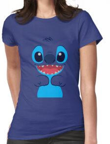 Lilo and Stitch Womens Fitted T-Shirt