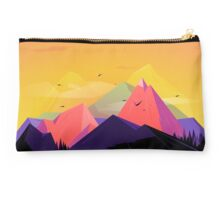 Oh the mountains Studio Pouch