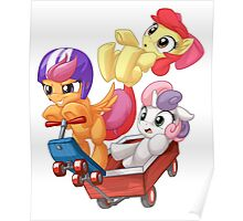 CMC Rides Again Poster