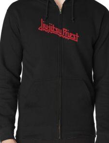 Jiu-Jitsu Priest Zipped Hoodie