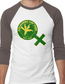 Holyhead Harpies Men's Baseball ¾ T-Shirt
