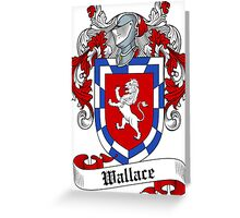 Wallace Greeting Card