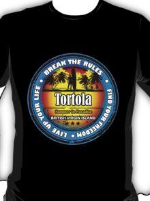 Sexy Beach...Tortola T-Shirt