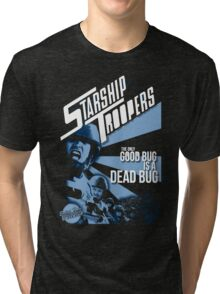Starship Troopers Tri-blend T-Shirt