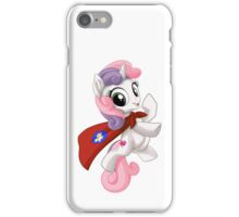 Sweetie Belle Caped Crusader iPhone Case/Skin