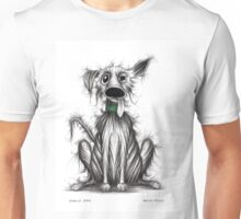 Smelly dog Unisex T-Shirt