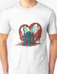 Chrysalis Bleeding Love Unisex T-Shirt