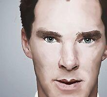 Benedict Cumberbatch by rachelkingslien