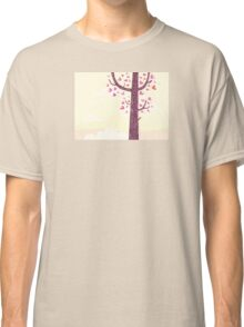 Tree of hearts. Some of trees aren't common trees Classic T-Shirt