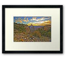 """""""Grand Morning"""" Framed Print"""