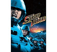 Starship Troopers Photographic Print