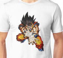 sangoku_dbz_manga Unisex T-Shirt