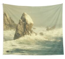 Last Rock Standing Wall Tapestry