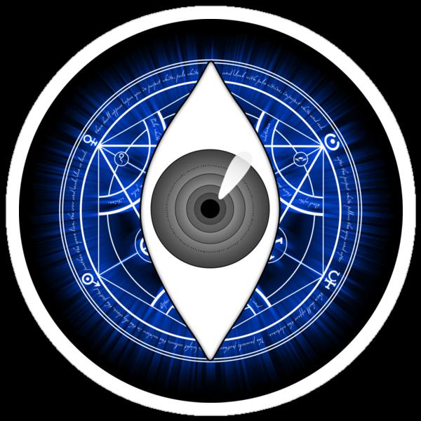 Fullmetal Alchemist Eye of Truth by R-evolution GFX