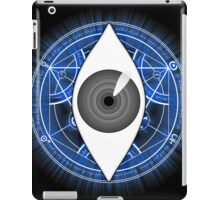 Fullmetal Alchemist Eye of Truth iPad Case/Skin