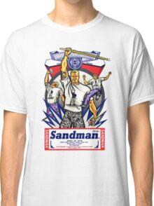 ECW The Sandman T - Shirt Classic T-Shirt
