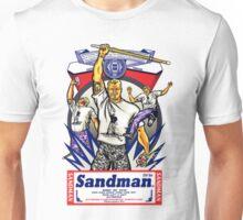 ECW The Sandman T - Shirt Unisex T-Shirt