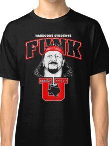 "Terry Funk T - Shirt ""Funk U"" v2 Classic T-Shirt"