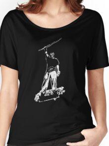 ECW The Sandman T - Shirt V2 Women's Relaxed Fit T-Shirt