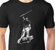 ECW The Sandman T - Shirt V2 Unisex T-Shirt