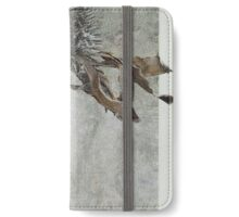Say Goodbye to Summer iPhone Wallet/Case/Skin