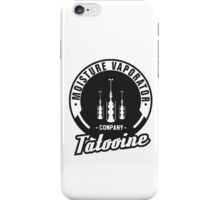 Tatooine Vaporator Company iPhone Case/Skin