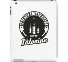 Tatooine Vaporator Company iPad Case/Skin