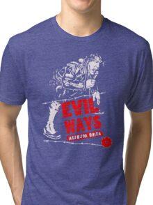 FMW W*ing BJPW Onita t shirt Tri-blend T-Shirt