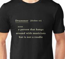 Drummer Unisex T-Shirt