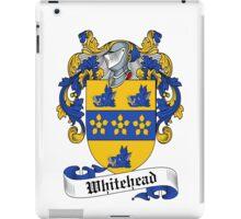 Whitehead iPad Case/Skin