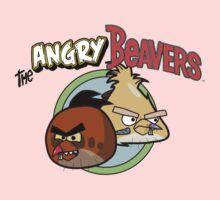 The Angry Beavbirds One Piece - Long Sleeve
