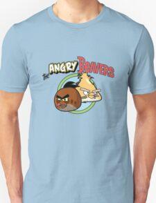 The Angry Beavbirds Unisex T-Shirt