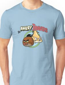 The Angry Beavbirds Unisex T-Shirt