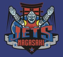 NAGASAKI: JETS by onesheettees