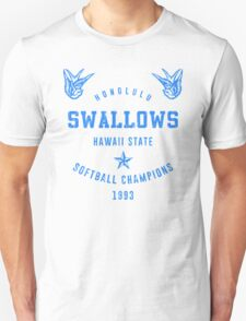 Honolulu Swallows softball T-Shirt