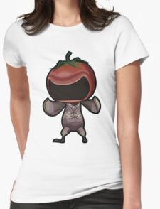 Rogue Tomato Womens Fitted T-Shirt