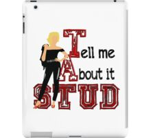 Grease Quote iPad Case/Skin