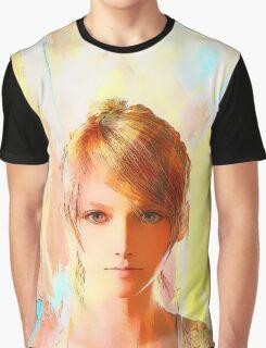 Lunafreya Nox Fleuret Graphic T-Shirt