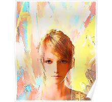 Lunafreya Nox Fleuret Poster
