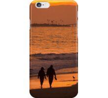 Sunset Stroll iPhone Case/Skin