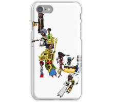 Renaissance Map of East Africa iPhone Case/Skin