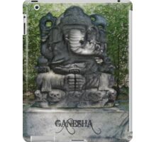 Ganesha - God Of All Obstacles iPad Case/Skin