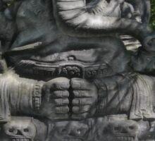 Ganesha - God Of All Obstacles Sticker
