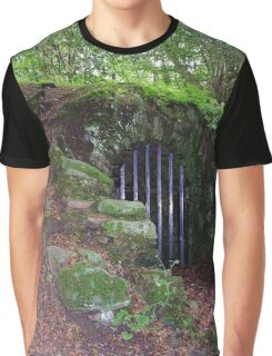 Stanley Hill Icehouse Graphic T-Shirt